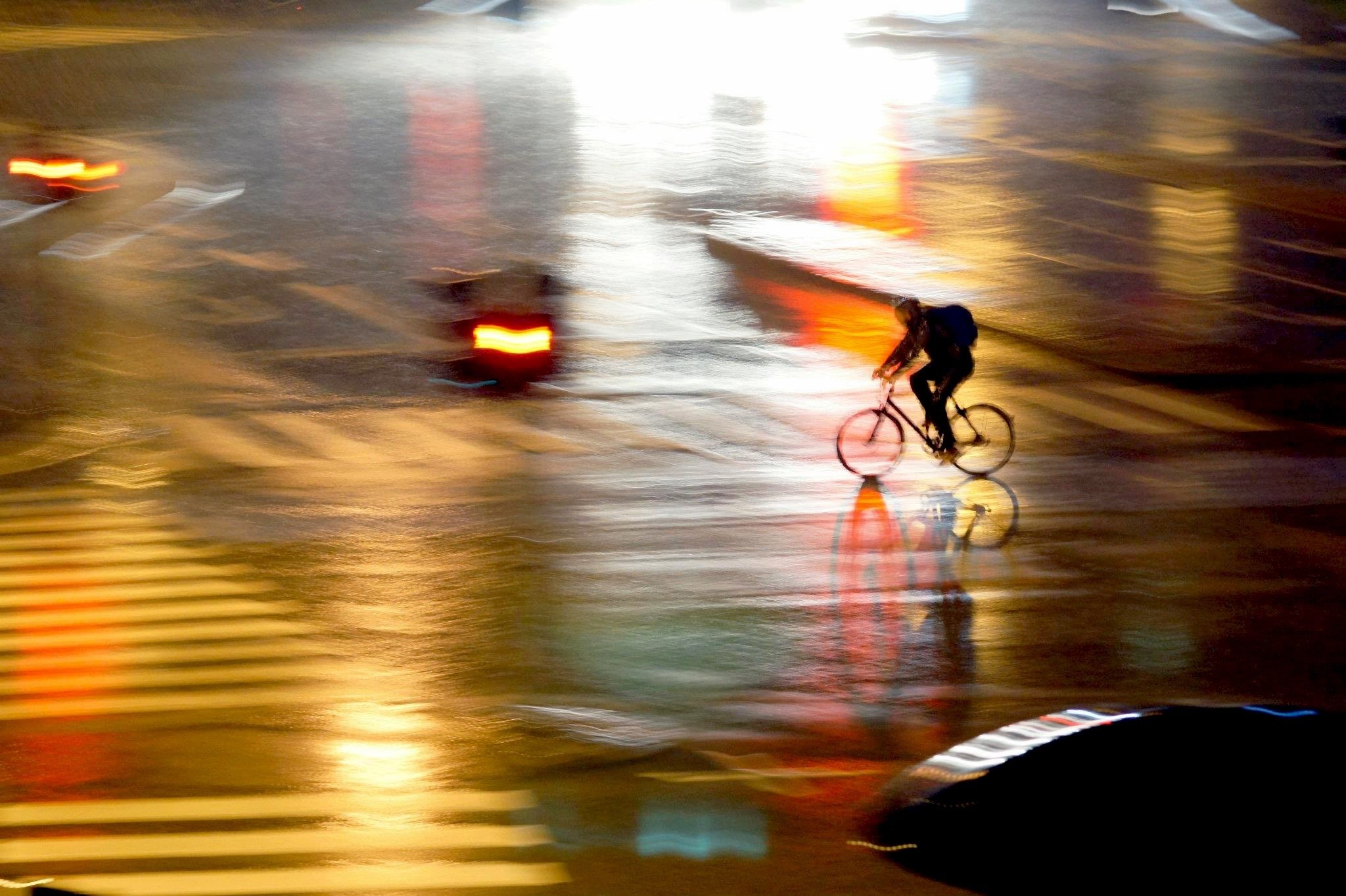 midnightnight bicycle